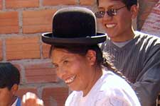 Bolivian Quaker Education Fund (BQEF)