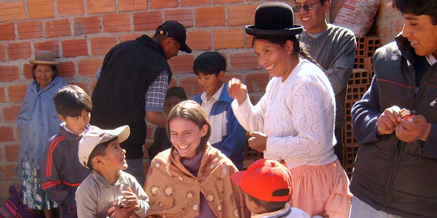 Quaker Bolivian Education Fund