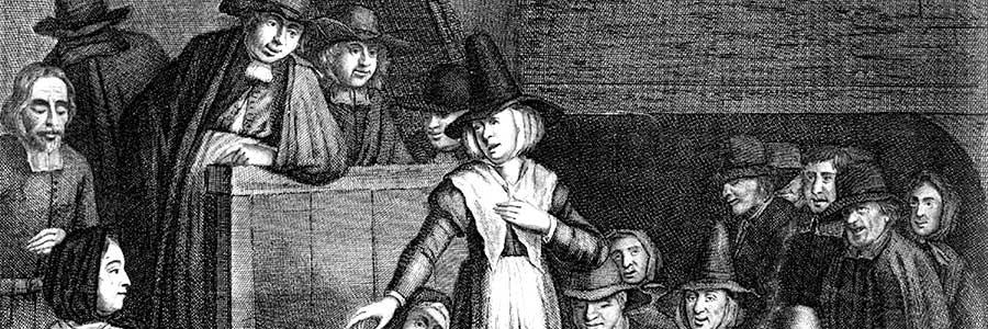 Early Quaker Preaching