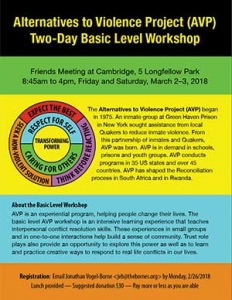 March 2018 Basic Workshop Flyer