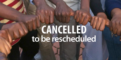 AVP Workshop Cancelled
