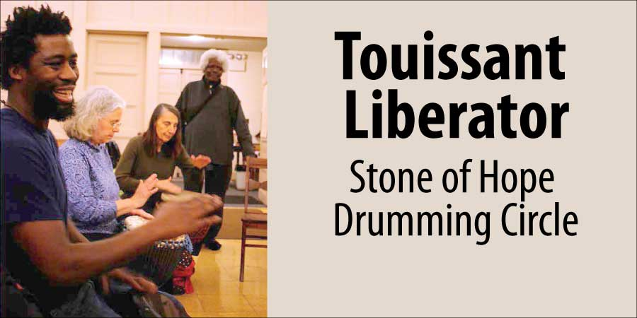 Stone of Hope Drumming Circle