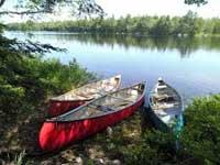 Friends Camp Boats