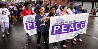 Mother's Day Walk for Peace