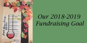 fundraising thermometer 2018