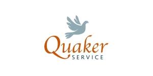 quaker service logo