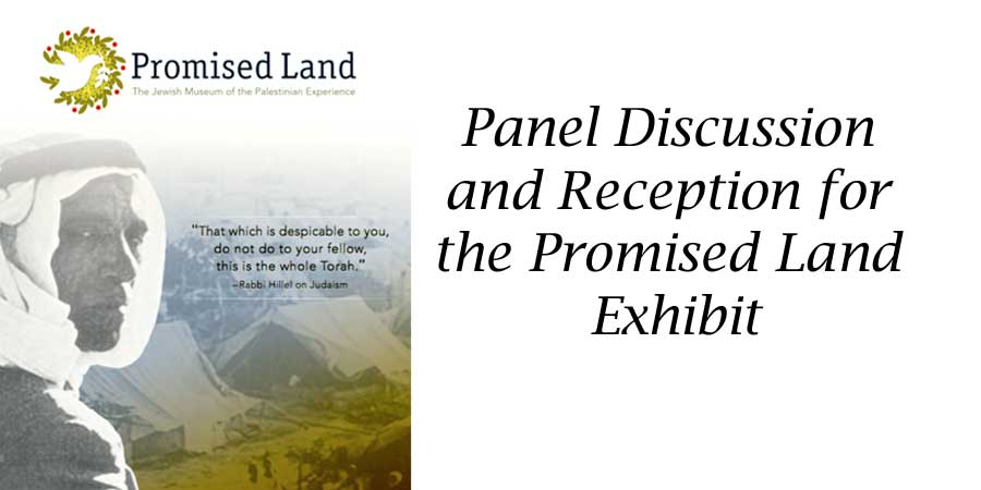 Promised Land Exhibit