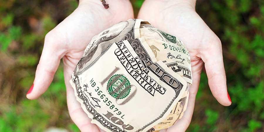 grant giving money