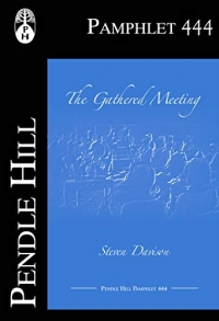 The Gathered Meeting Pamphlet