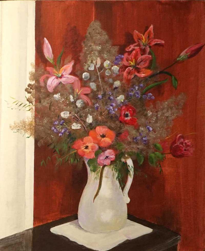 Flowers of the Corner